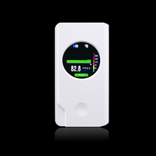 GNGS PM2.5 PM10 formaldehyde temperature gauge humidity outdoor and indoor PM2.5 PM10 air quality meter