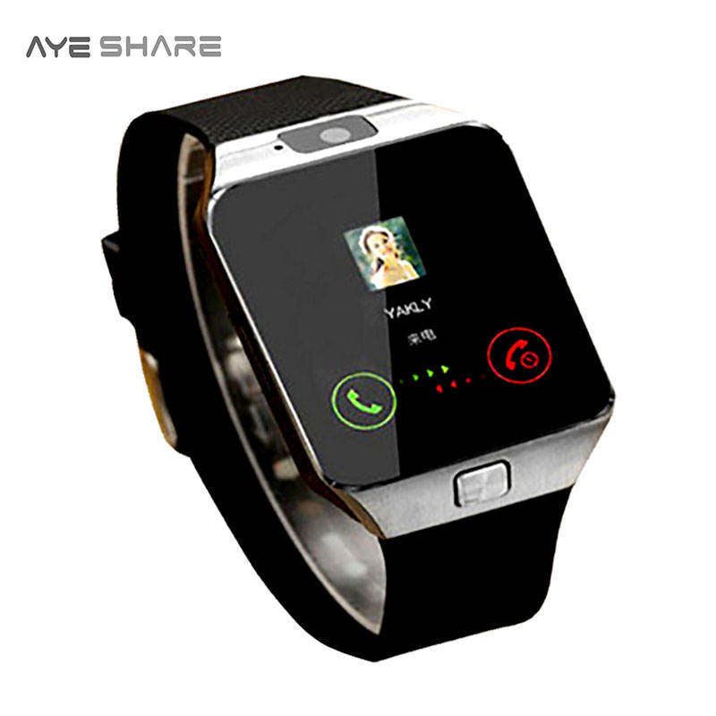 Amazon hot selling smart watch sport waterproof wristwatches bluetooth k8 smart phone ladies men wrist watch