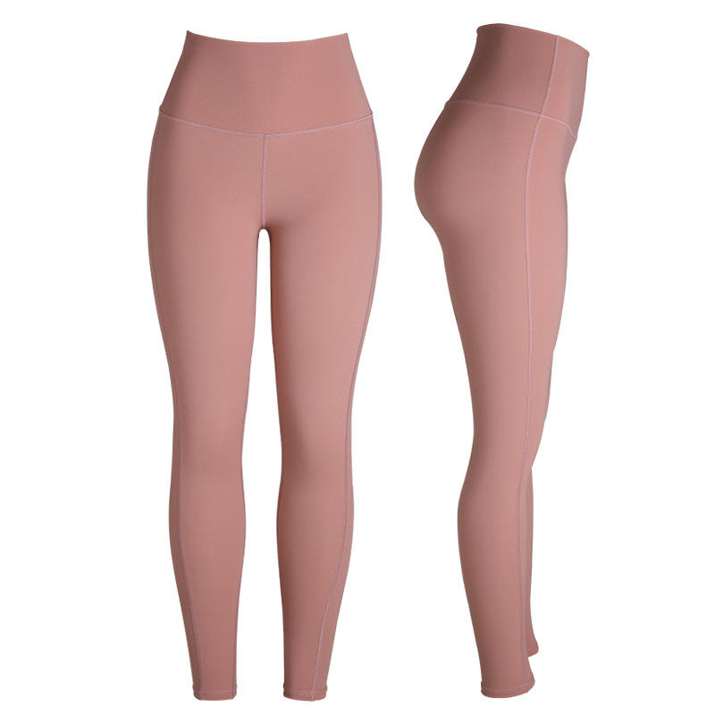 2020 Fashion High Waist Women Gym Wear Leggings Quick Dry Butt Lift Slim Fittnesss Yoga Pants