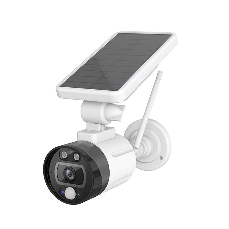 Tuya 2MP NO Wire Easy Setup Battery Solar camera Security Monitoring Outdoor ip66 Waterproof Wifi Camera support Cloud Storage