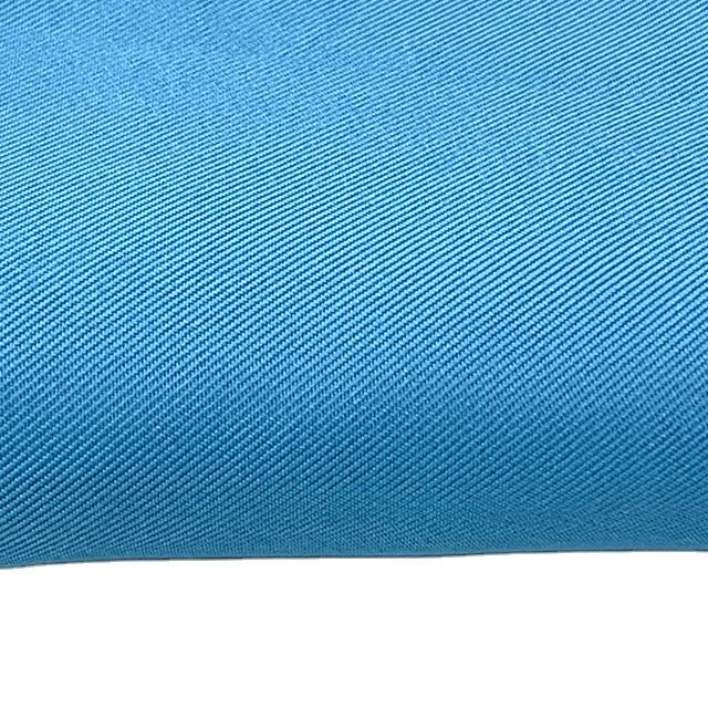 Polyester Textile Making Workwear Fabric Wholesale High Quality Textile Gabardine Fabric Dress 100% Polyester Woven Garment YARN DYED TWILL