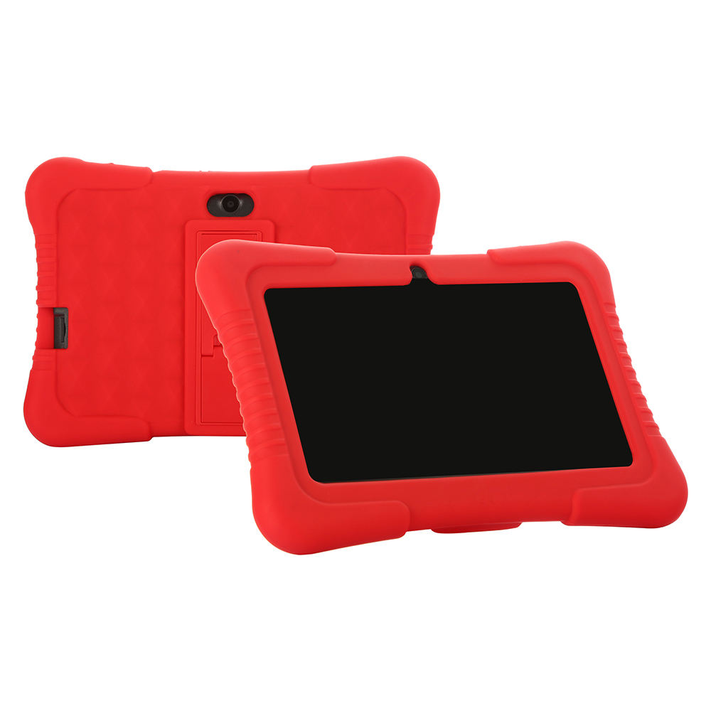 High Speed A50 7 inch Android 10 with GMS Tablet With Kids Educational App Installed Easy Touch Smart Kids Tablet
