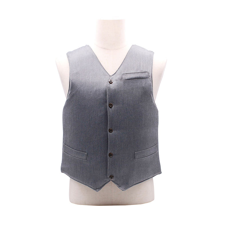 Concealable Soft Suit Type Used Police Jacket Bulletproof Vest