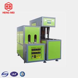 100-1200bph semi automatic pet bottle blowing machine 0.5l-20l
