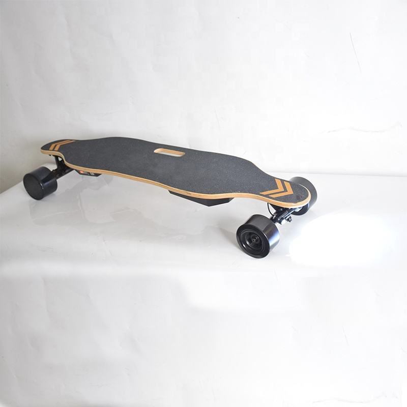 Deo New E-go Electric Longboard Dual Skate Board 2000w Electric Skateboard For Sale High Quality Electric Skateboard