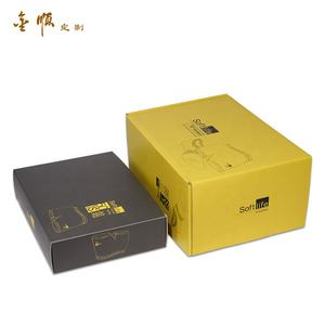 Custom Cardboard Packing Mailing Corrugated Apparel Packaging Box