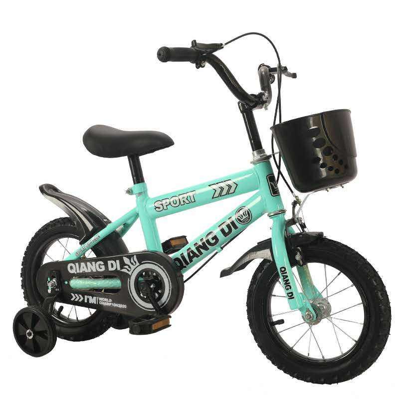 Yes Training Wheels bike and Steel Fork Material cheap price kids small bicycle