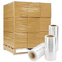 Packaging Material Self Adhesive Plastic Stretch Wrap Film Rolls