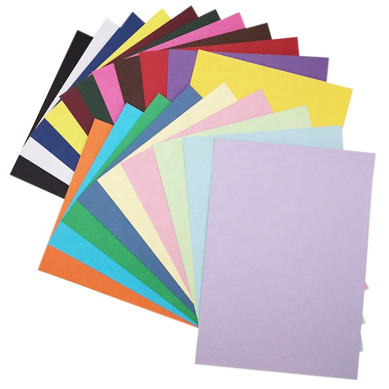 Hot Selling Textured Stock Office Paper For Office School Stationery