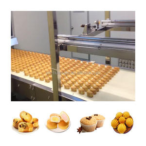 Automatic Cake and Bread Production Line