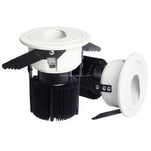 Recessed Indoor 7w COB Led Downlight IP44 for Clothing Mart