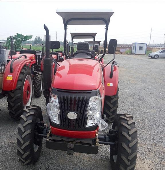 4x4 50hp 4wd agriculture machinery equipment tractor made in China