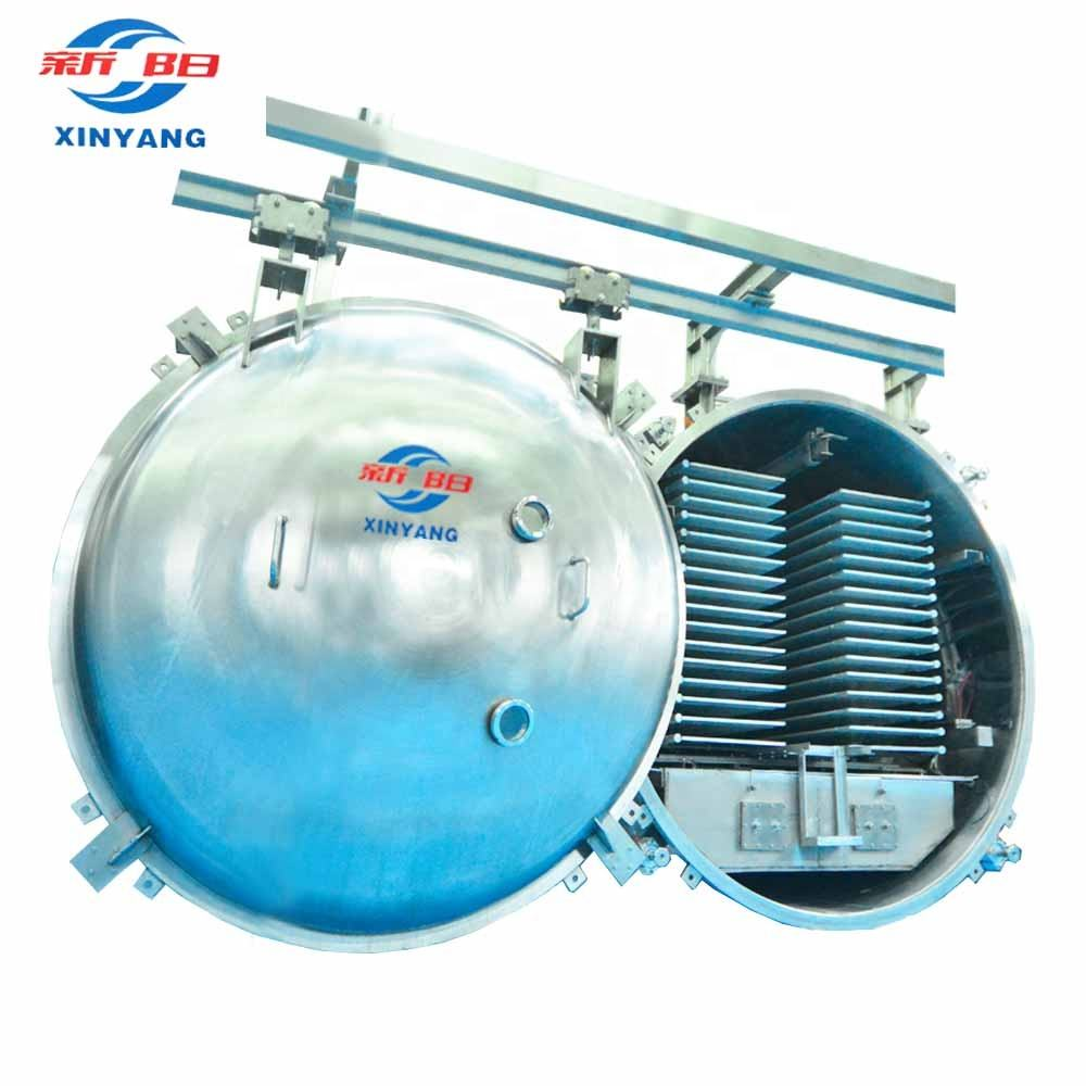 Vacuum Industrial food freeze dryers sale / Commercial Freeze Drying Equipment