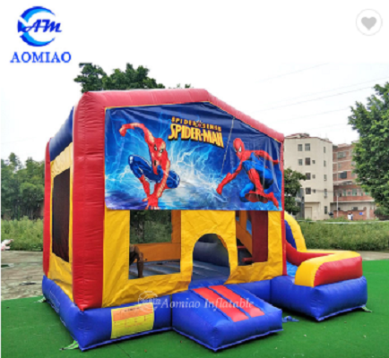 Commercial grade customized inflatable bounce house for sale