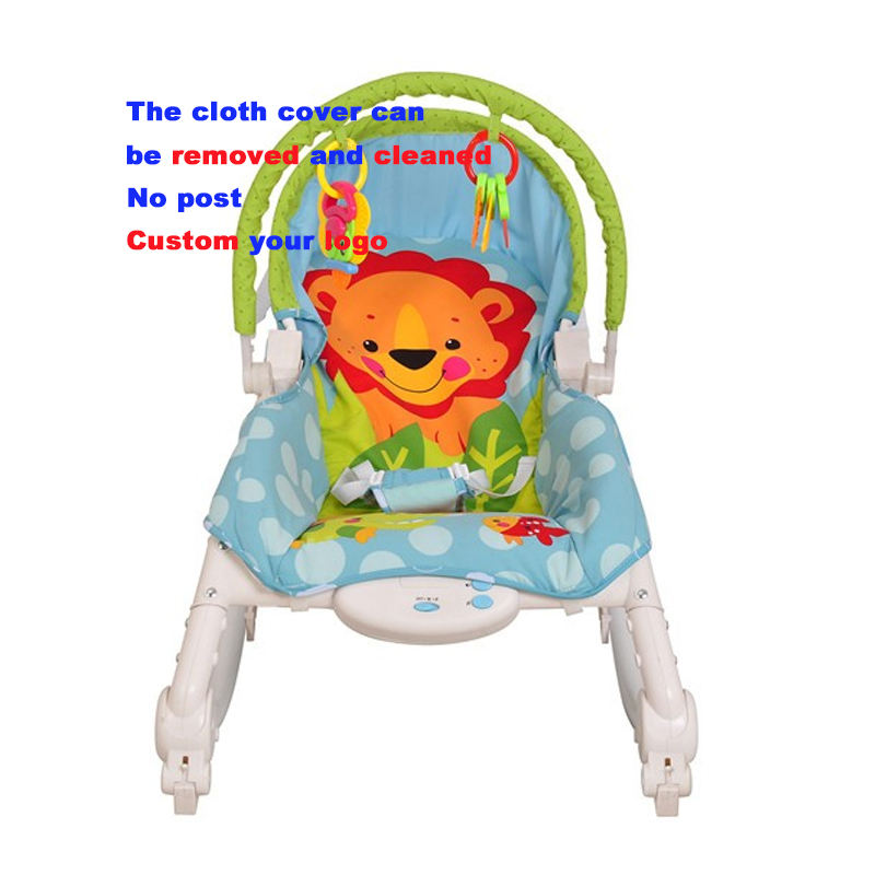 Top selling fit for infant and toddle baby rocking baby bouncer chair