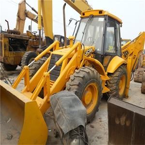 Digunakan JCB 4CX Backhoe, JCB4CX 3CX Backhoe Loader