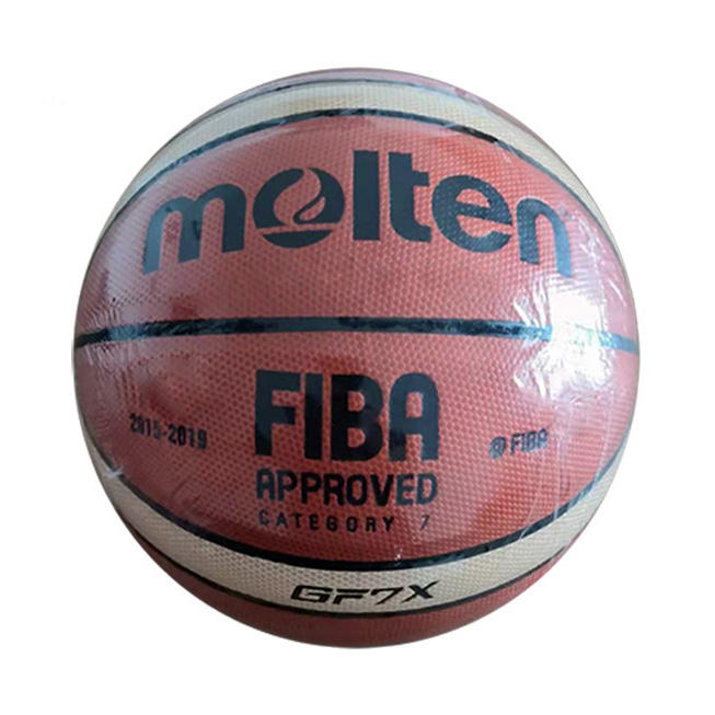 molten GF7X basketball ball pu leather custom logo basketball for club training and match