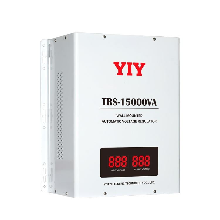 Top Quality Voltage Regulator TRS 10000VA Relay Type Automatic Voltage Stabilizer OEM Available