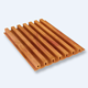 Wood composite boards interior decoration PVC wall panel with cladding panel