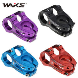 Wake High-strength CNC Aluminium Alloy  Bicycle Stem Road  Mountain Bike Stem MTB 31.8mm*28.6*45mm Cycling Bicycle Parts