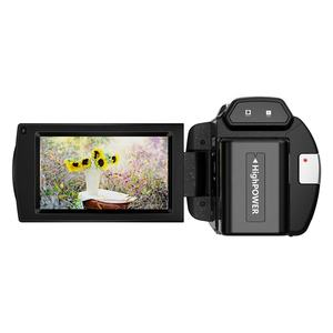 4K High Definition 3.0 inch IPS Touch Panel Digital Video Camera CMOS sensor Still Camcorder