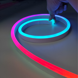 Addressable RGB 12V led WS2812B WS2813 flexible neon led str