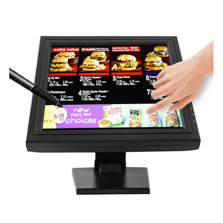Offerta Stock 1503m monitor 15 pos touch screen usb monitor