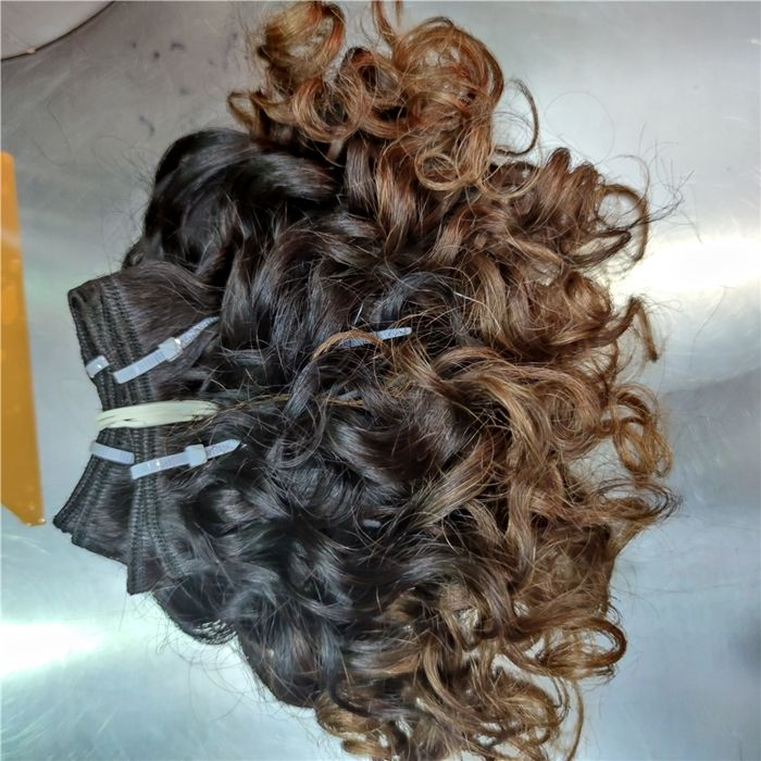 Wholesale cheap human hair weave bundles cuticle aligned original italy afro curly brazilian hair 20bundles extension