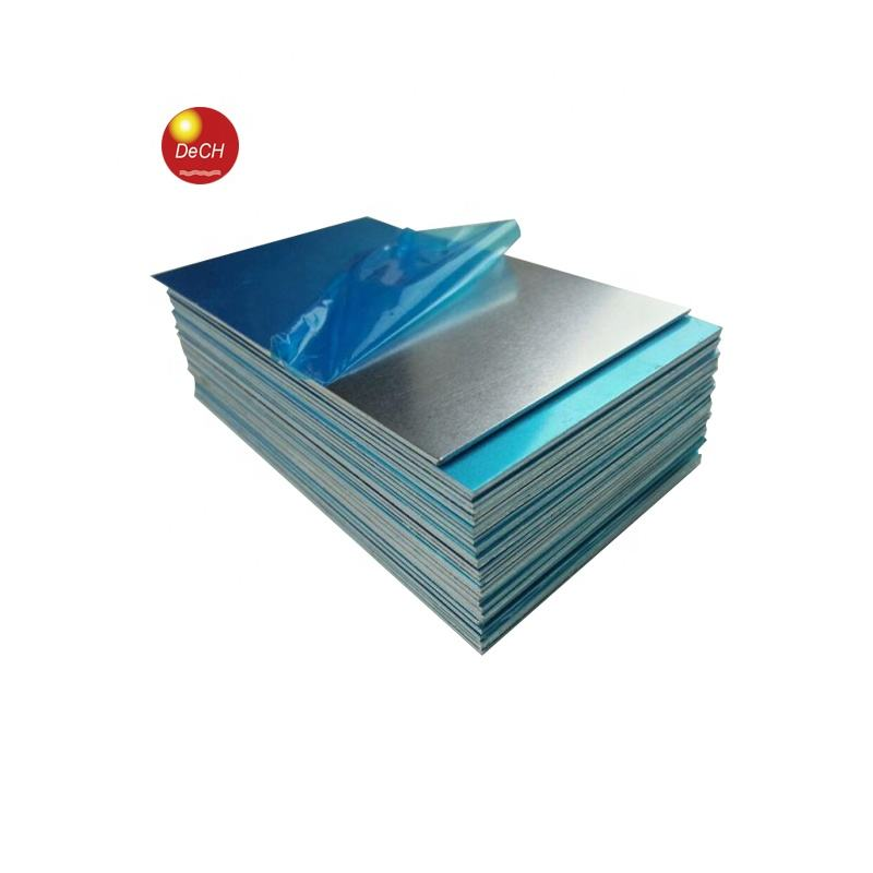 Customized Marine Grade Plate 5005 5052 5083 6061 7075 Aluminium Sheet Price