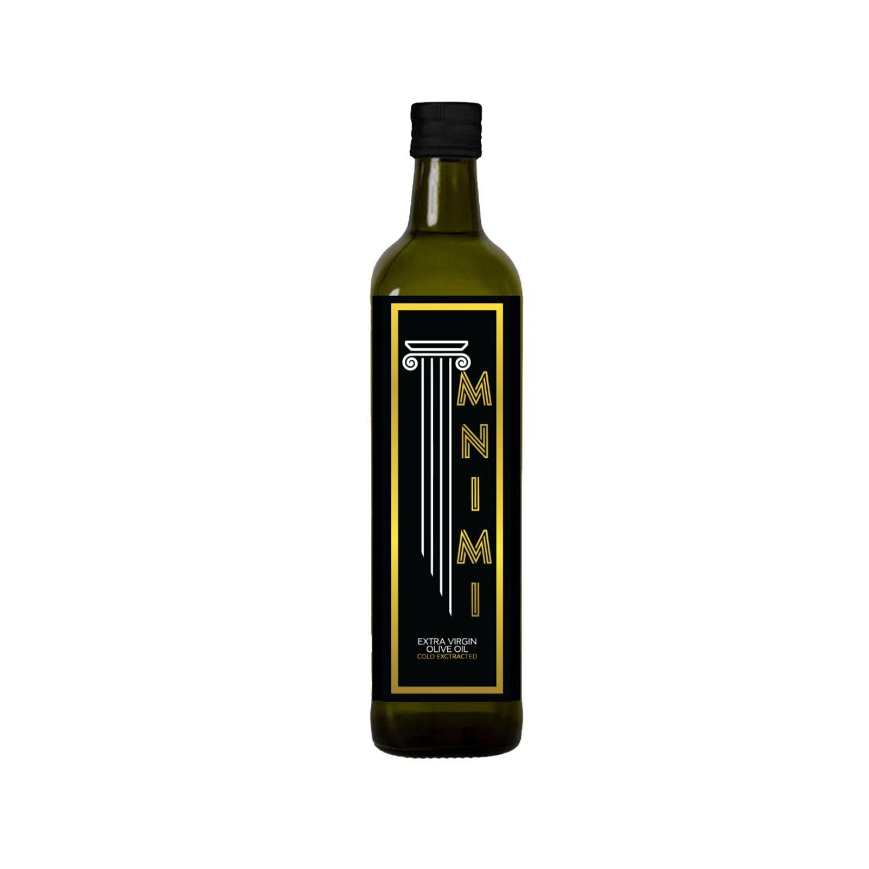 Mnimi Achaian Extra Virgin Olive Oil 1 Liter
