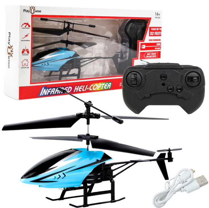 Kids drone toys flying aircraft remote control helicopter