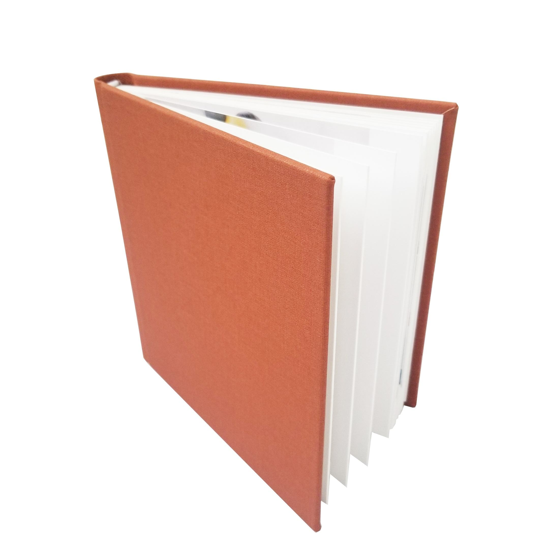 Custom Handmade Perfect Binding Souvenir Photo Album for Photographers Clients