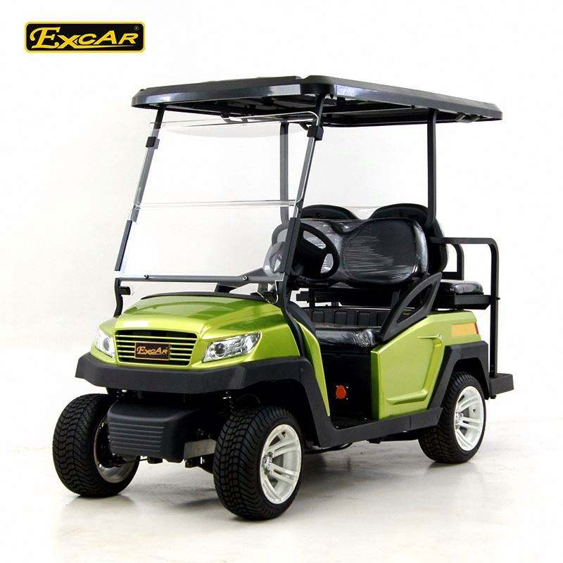 4 front seat golf buggy cart for adults