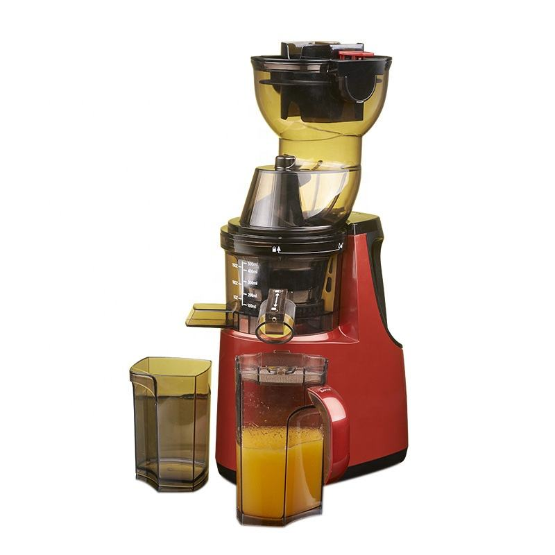 80MM Manufacturers of Large Diameter Juicer Household Multi-Functional Automatic Fruit And Vegetable Juicer Original Juice
