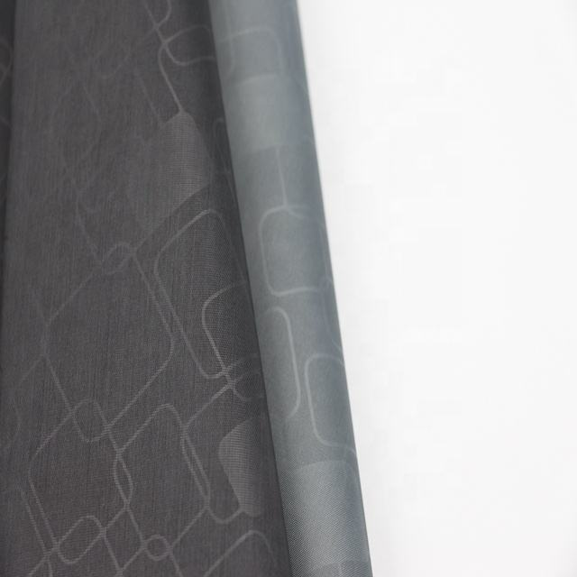 Best Price 100% Polyester PA Coated 190T Taffeta Embossed Fabric For Bag Lining
