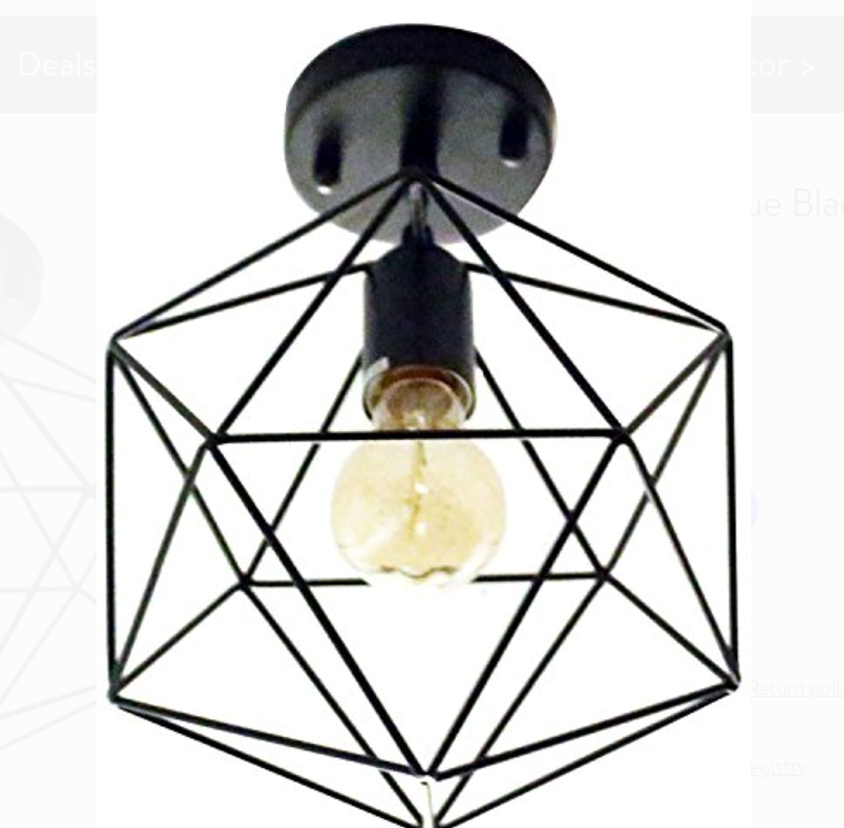 OEM China factory Art lamp frame metal wire frame lampshade for ceiling pendant light