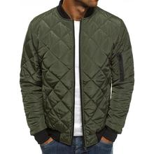 New winter men's flight bomber coats varisty baseball jackets