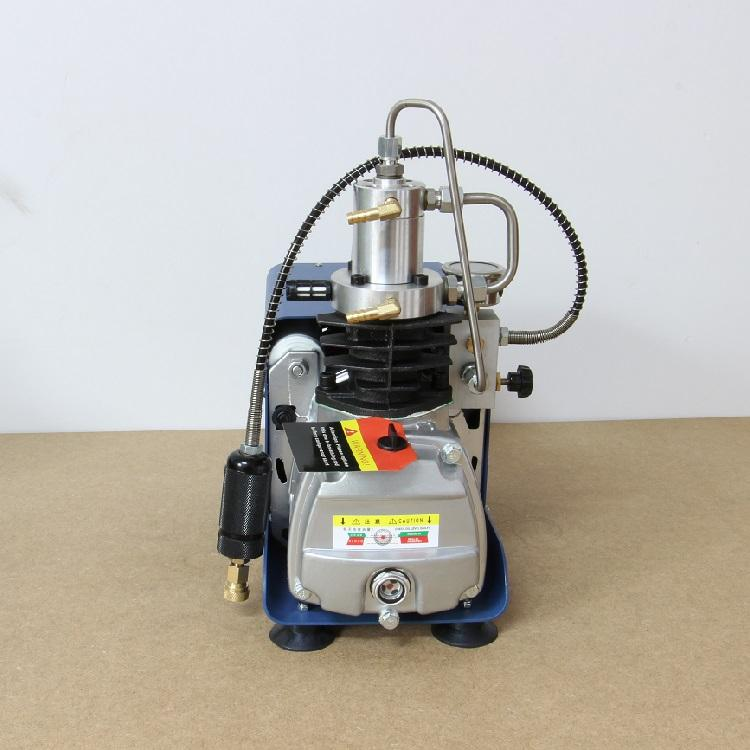 High Pressure Manual Stop Yong heng Air Compressor 4500psi