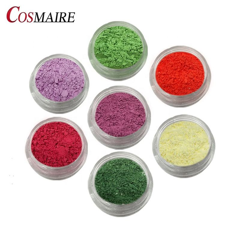 Factory Wholesale Thermochromic Pigment Hair Coloring Pigment