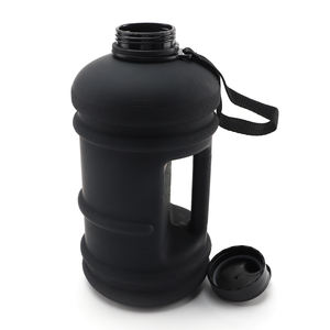 2.2 L Large Water Matt Color Sports Bottle Gym Jug Custom Logo Canteen BPA Free LeakProof For Fitness Bottles Gallon Jugs