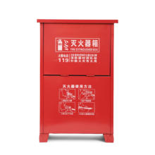 fire fighting equipment plastic fire extinguisher box