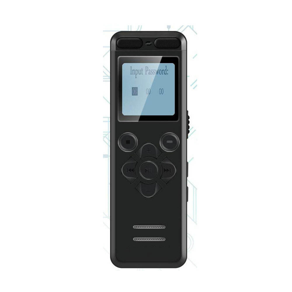 V36 Rechargeable Recording Pen VAR/VOR System Digital Audio Voice Recorder Dictaphone Telephone MP3 Player