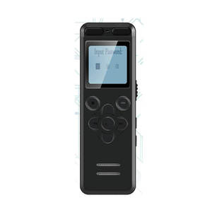 V36 Wiederaufladbare Aufnahme Stift VAR/USB-SPRACHAUFZEICHNUNGSANLAGE-DIKTAPHON-MP3-PLAYER VOR System Digital Audio Voice Recorder Diktiergerät Telefon MP3 Player