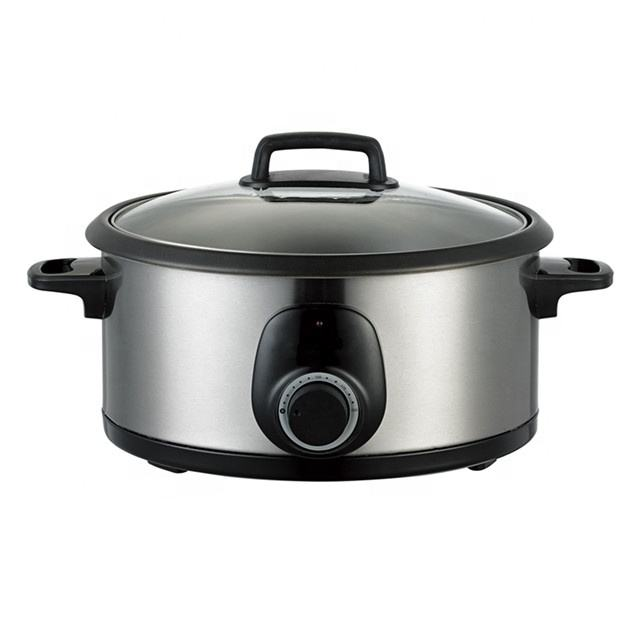 Nieuwe Design Keuken Non Stick Smart Crock Pot Slow Cooker Elektrische Noodle Mini Slowcooker