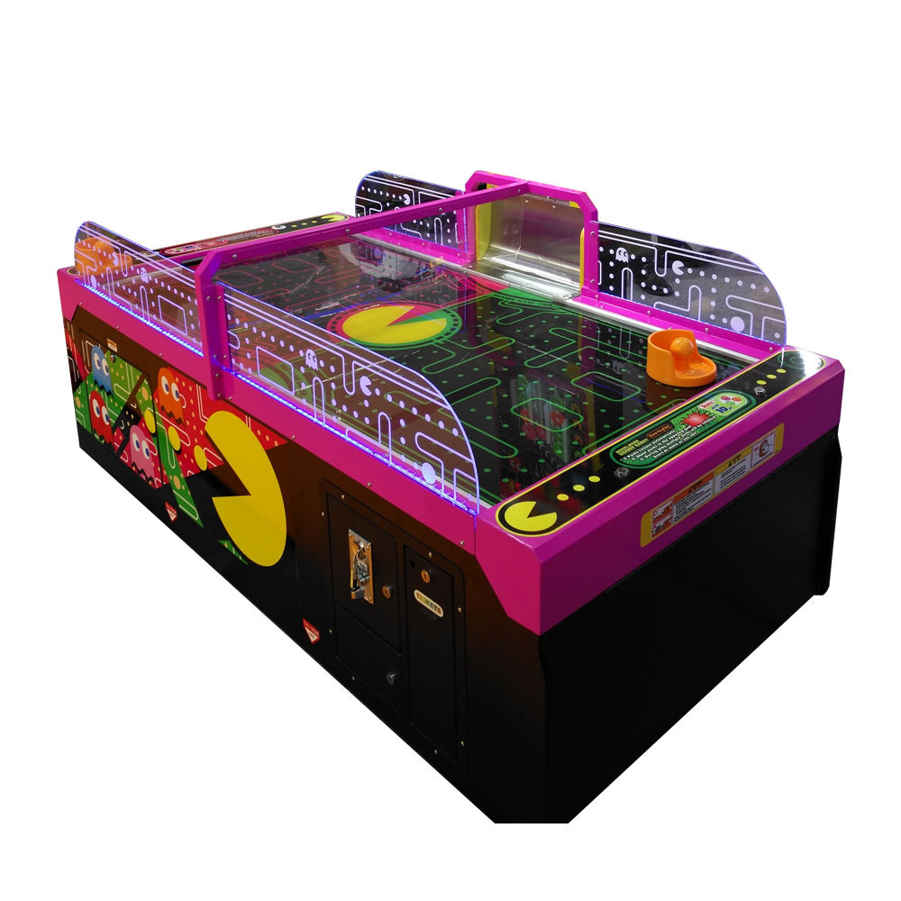 Factory Price Coin Operated Arcade Indoor Sport Amusement Pac-Man Air Hockey For Sale