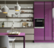 Matt gloss lacquer cupboard high pantry organizers handleless kitchen design modern kitchen cabinets