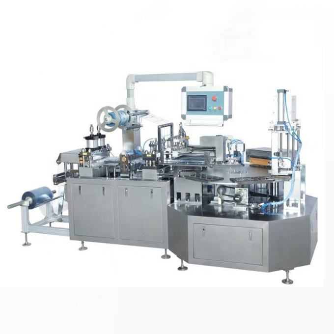 Fully Automatic Blister Paper Card Packing Machine CE