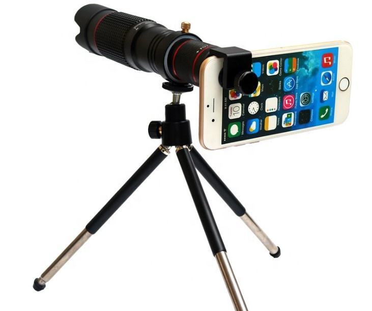 Mini Camera Lens 36x Magnification Telephoto Lens For Iphone Huawei