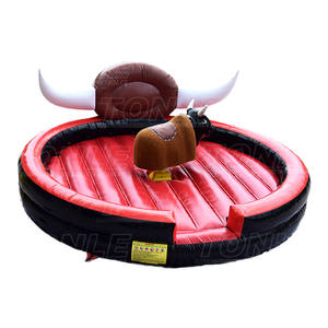 factory wholesale inflatable Rodeo Mechanical Bull ride,kids inflatable mechanical bull price riding for sale
