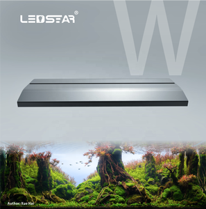 LEDSTAR high quality RGBW full-spectrum LED aquarium light for professionals - W series